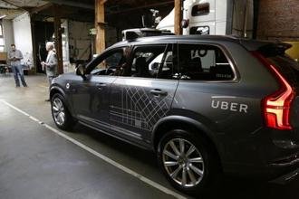 Governments must help prepare the public for the dangers and limitations of self-driving cars, especially given widespread mistrust of them, and ensure local infrastructure can safely accommodate them. Photo: AP
