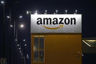 Amazon shares finished up 2.69% at $1,586.51, for a market capitalisation of $768 billion, underscoring Wall Street's confidence in its relentless expansion into cloud computing, groceries and other new businesses. Photo: Reuters