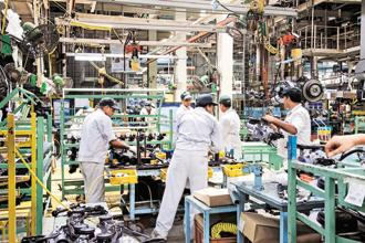 New industrial units set up in the north-east will get a host of tax breaks and incentives from the government, capped at Rs200 crore per unit. Photo: Bloomberg