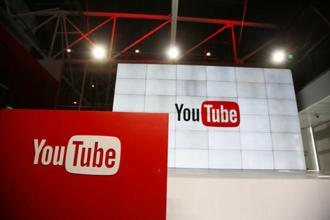 YouTube Red, founded in 2014, has distributed around a dozen feature-length fictional movies for its subscribers and is working on a handful more. Photo: AP