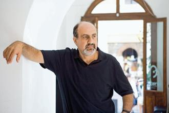 'Skin In The Game' is Nassim Nicholas Taleb's fifth book. Photo: AFP