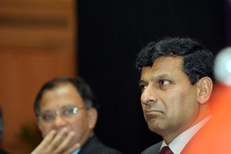 A file photo of former RBI governor Raghuram Rajan who says that India has to embrace technology and become a leader in the digital transformation taking place around the globe without being bogged down by unfounded fears of job losses, incomes or machines replacing humans. Photo: Indranil Bhoumik/Mint