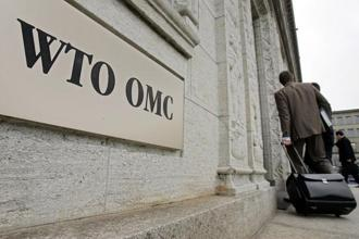 WTO chief Roberto Azevedo calls for restraint and urgent dialogue to resolve the problems. Photo: AFP
