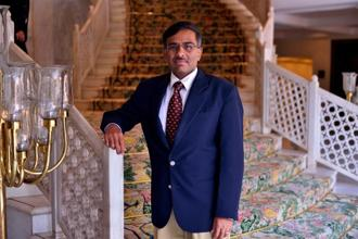 NSE CEO Vikram Limaye. The NSE IPO has been delayed due to Sebi's probe into manipulation of NSE's algo-trading system. Photo: Pradeep Gaur/Mint