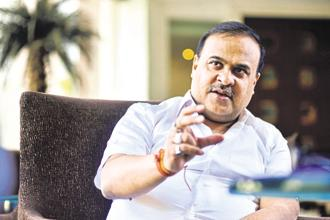 Himanta Biswa Sarma, convener of North-East Democratic Alliance (NEDA) and Assam finance minister, is confident that relations between regional parties and the BJP will be durable and stable. Photo: Pradeep Gaur/Mint