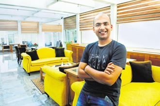 Xiaomi India MD Manu Jain says his company plans to invest more in mobile software tech which will help strengthen hardware and software ecosystem in India. Photo: Indranil Bhoumik/Mint
