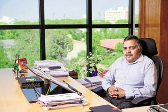 FSSAI CEO Pawan Kumar Agarwal. The food regulator outlined a 10-step process that companies will have to follow for a recall. Photo: Pradeep Gaur/Mint