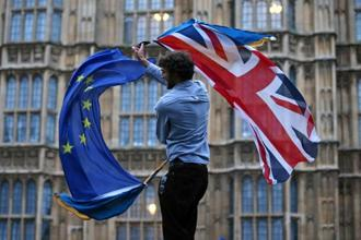 There will be a transition period after Brexit day, but on 29 March 2019, the United Kingdom will formally cease to be a member of the European Union. Photo: AFP