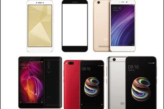 Xiaomi has 22 phones priced from Rs5,999 to Rs16,999.