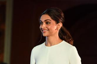 According to celebrity managers, Deepika Padukone charges between Rs1 and Rs3 crore per day under a brand deal which involves both ad shoot and promotions. File photo: AFP