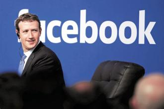 "From the perspective of firms such as Cambridge Analytica, a key event in Facebook's evolution was the move towards ""news first"" in 2012.  Photo: Reuters"