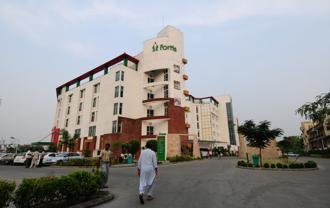 The Fortis Healthcare business will get added to Manipal Health's existing hospital business. Photo: Pradeep Gaur/Mint