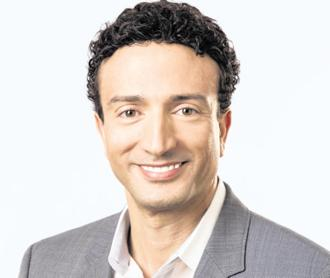 Hicham Abdessamad, president and CEO of Hitachi Consulting Corp.