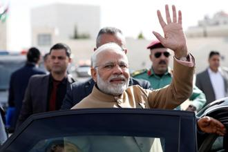 This year's list of contenders include PM Narendra Modi, who has been featured regularly in the previous years among the probables for the most influential people by TIME magazine. Photo: Reuters