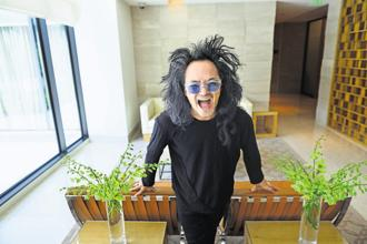 David Shing, vice-president of Oath Inc., a Verizon subsidiary created after merging AOL and Yahoo that offers content and advertising solutions, was in Delhi recently to deliver a keynote at Ad Tech 2018. Photo: Priyanka Parashar/Mint