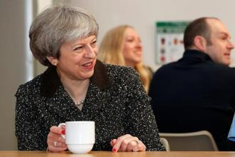 Theresa May's priorities are to decide what the UK's future relationship with Europe might look like, solve the intractable puzzle of the Irish border and see off an emboldened campaign for a second referendum. Photo: AFP