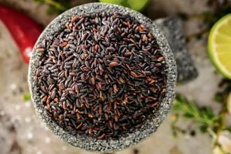 Black rice is one of the staples in Manipur. Photo: iStockphoto