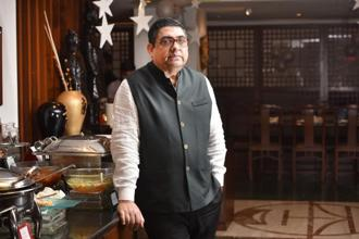 Anjan Chatterjee moved from Kolkata more than three decades ago, in the mid-1980s, starting a job in Mumbai with The Indian Hotels Co. Ltd immediately after graduating from the hotel management school. Photo: Indranil Bhoumik/Mint