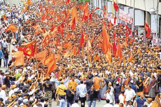 Dalits are against any amendments to the anti-atrocities act, but Marathas are demanding them claiming misuse of the law. Photo: ABhijit Bhatlekar/Mint