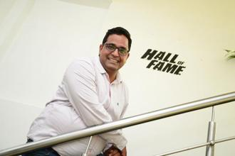 Paytm founder Vijay Shekhar Sharma. Paytm Mall competes with Flipkart, which investors SoftBank and Tiger Global are planning to sell to Walmart. Photo: Ramesh Pathania/Mint