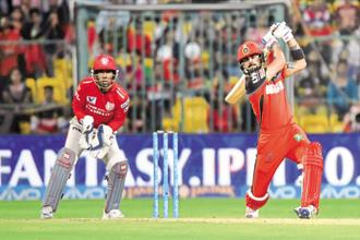 Out of the 80 on-air brand partners, Star India's presenting sponsors for IPL 11 include smartphone maker Vivo, Coca-Cola and Reliance Jio. Photo: HT