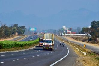 Under the Bharatmala project, the government plans to build 83,677km of national highways, which includes widening present national highways and building economic corridors and expressways at a total cost of Rs5.35 trillion. Photo: Aniruddha Chowdhury/Mint