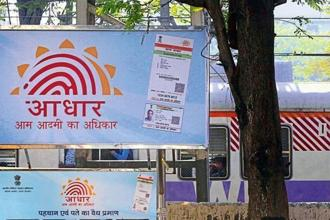 "Curbing terrorism, money laundering, black money and delivery of subsidies and benefits had been listed by the centre as ""legitimate state interests"" in rolling out the Aadhaar scheme. Photo: HT"