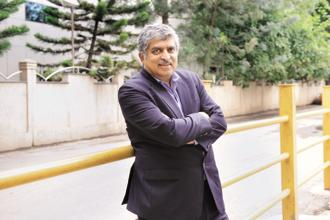 "Since returning to Infosys as non-executive chairman on 24 August, Nandani Nilekani for the most part of his stint operated like a ""super CEO"". Photo: Hemant Mishra/Mint"