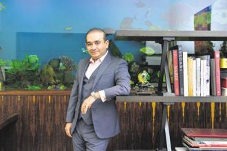 Nirav Modi, who is wanted in connection with the 12,700-crore scam at the Punjab National Bank, is reportedly in Hong Kong. Photo: Aniruddha Chowdhury/Mint