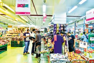 Launched in 2015, there are now a total of 14 Big Bazaar Gen Nxt stores across cities like Mumbai, Delhi, Gurgaon and Noida. File photo: Mint