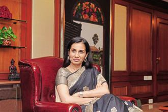 ICICI Bank CEO Chanda Kochhar and her husband Deepak Kochhar feature prominently in the controversy surrounding the Videocon loan given out by the bank. Photo: Hemant Mishra/Mint
