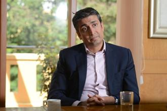 A file photo of Rishad Premji, chief strategy officer and board member of Wipro. Photo: Hemant Mishra/Mint