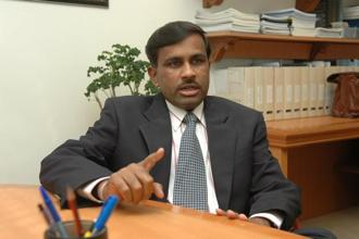 NSE is examining India futures and India options and will hold discussion with SGX to examine whether the products are violating the licensing decisions taken by Indian stock exchanges, says CEO Vikram Limaye.