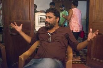 Shoojit Sircar, director of romantic film October. Photo: Mint
