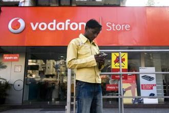 Vodafone is the first GSM service provider to launch VoLTE services in Punjab circle including 20 key towns like Chandigarh, Ludhiana and Amritsar. Photo: Bloomberg