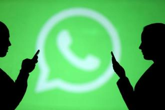 The development comes at a time when WhatsApp is rolling out its UPI-based payments service in India. Photo: Reuters