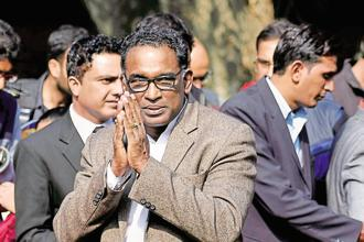 Supreme Court judge Jasti Chelameswar was part of the unprecedented press conference of senior judges in January that raised the issue of improper allocation of cases. Photo: PTI