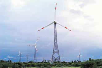 As per official estimates, the Gujarat coastline has the potential to generate around 106,000MW of offshore wind energy and Tamil Nadu about 60,000MW. Photo: Bloomberg