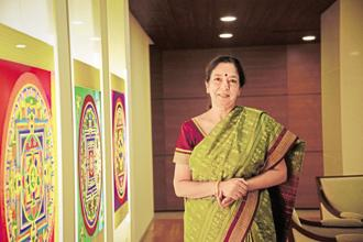 Axis Bank managing director and chief executive Shikha Sharma has cut short her tenure and will leave the bank on 31 December. Photo: Aniruddha Chowdhury/Mint