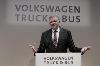 Andreas Renschler, chief executive officer of Volkswagen Truck & Bus GmbH. Photo: Bloomberg