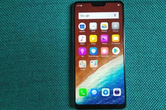 Oppo F7 is priced at Rs21,990 and it looks really good.