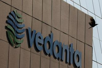 Vedanta's shares have lost 4% in the past year, valuing the company at about $2.8 billion. Photo: PTI