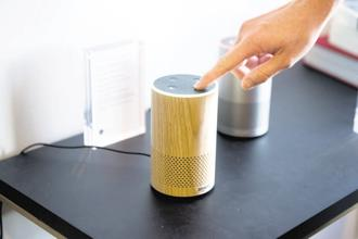 Amazon is promoting Echo smart speakers at the ongoing Indian Premier League (IPL) as well. Photo: Bloomberg