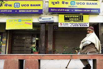 It is alleged that the accused persons in pursuance of a criminal conspiracy defrauded the UCO Bank to the tune of about Rs621 crore by diversion and siphoning of the bank loans. Photo: Mint