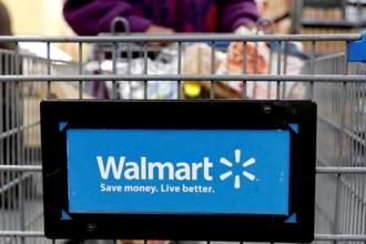 Walmart's new site will include new colours, fonts and lifestyle-focused imagery, according to a blog post from Walmart's US  e-commerce chief Marc Lore. Photo: Reuters