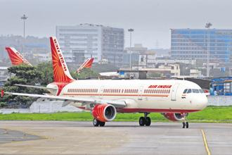 Air India gets around Rs100 crore from additional baggage allowance and another Rs200 crore from upgrades of passengers to business class. Photo: Mint