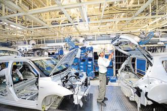 Sunbeam Auto's customers include Hero MotoCorp, Maruti Suzuki India, Daimler Chrysler, Robert Bosch and Continental Automotive Systems. Photo: Ramesh Pathania/Mint