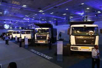 Online retailers, who outsource transportation to third-party logistics providers, require LCVs to have a wider and taller loading area. Photo: R.V.S. Kumar/Mint