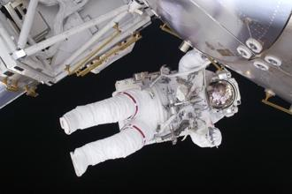 The inactivity of astronauts during spaceflights presents a significant risk to their muscles, say researchers at the University of Udine in Italy. Photo: Reuters
