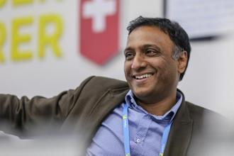 Flipkart CEO Kalyan Krishnamurthy is a former executive at Tiger Global Management and is close to Tiger Global managing director Lee Fixel. Photo: Bloomberg